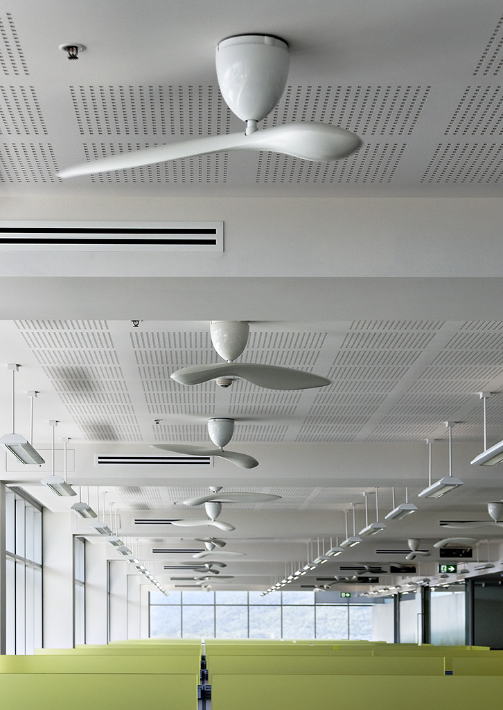 Office ceiling fan large ceiling fans with light full size of office ceiling fan each ceiling fan throughout the office space are controlled by a novel mozeypictures Gallery