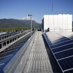 64kW of solar PV produces around 100MWh/y of emissions-free energy